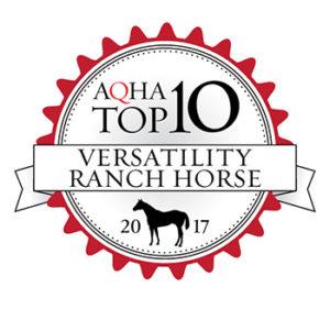 AQHA VRH top ten